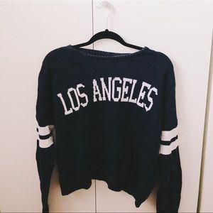 Brandy Melville LA sweater